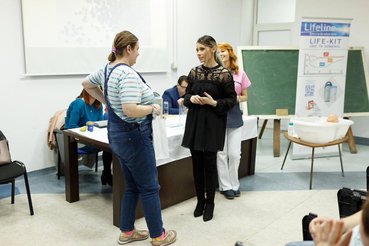 Școala Mamei C.F. 2 aprilie 2019